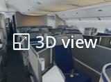 ユナイテッド・ポラリス・ビジネスクラスの3Dビューを開く。新しいタブで開きます。